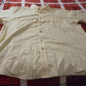LL Bean Wrinkle Free Traditional Fit Dress Shirt